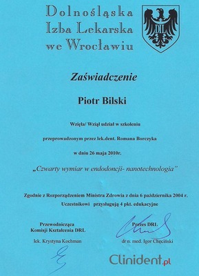 Oral surgeon Wroclaw